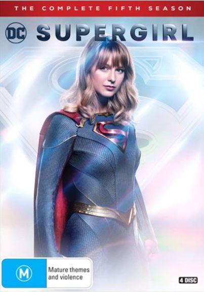 Supergirl - Season 5 on DVD