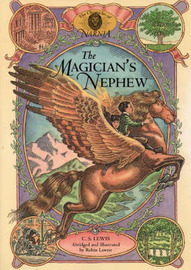 The Magician's Nephew: Graphic Novel by C.S Lewis image
