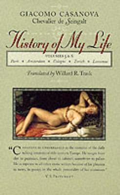 History of My Life: Volume 5 & 6 by Giacomo Casanova image