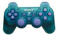 Dual Shock Controller: Emerald Green for
