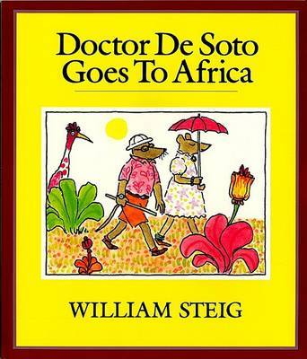 Doctor De Soto Goes to Africa by William Steig image