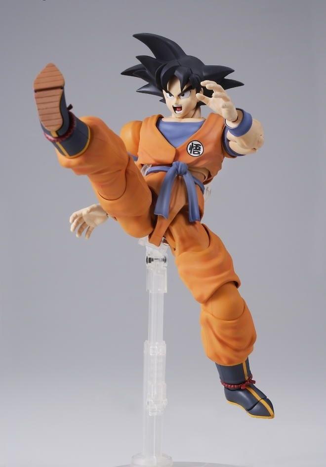 MG 1/8 Dragon Ball Z: Goku - Model Kit image