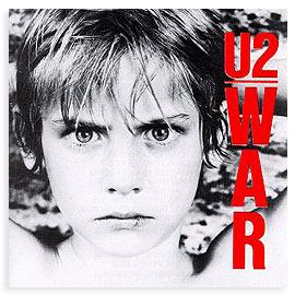 War - Re-mastered by U2