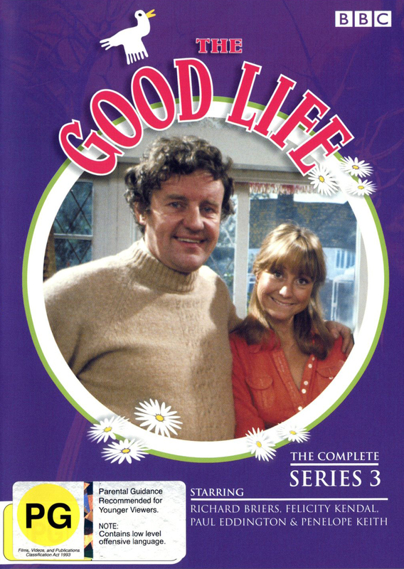 Good Life, The - Complete Series 3 on DVD