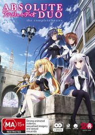 Absolute Duo - The Complete Series on DVD
