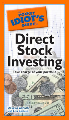 The Pocket Idiot's Guide to Direct Stock Investing by Douglas Gerlach image