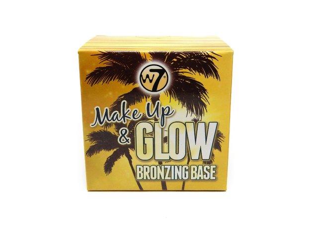 W7 Make Up & Glow Bronzing Base