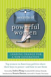 Secrets of Powerful Women by Andrea Wong image