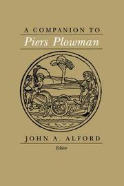 A Companion to <i>Piers Plowman</i> image