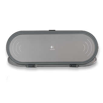 Logitech mm28 Flat Panel Portable Speakers image
