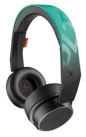 Plantronics Backbeat Fit 505 Wireless On-Ear Sport Headphones - Teal