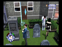 The Sims Bustin' Out for PS2