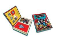 Marvel: Captain America Deluxe Note Card Set (with Keepsake Book Box) by Insight Editions