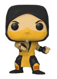 Mortal Kombat: Scorpion (Klassic Ver.) - Pop! Vinyl Figure image