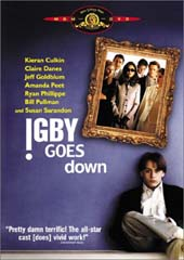Igby Goes Down on DVD