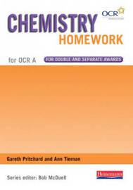 Chemistry Homework Book by Gareth Pritchard image