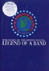 Moody Blues - Legend Of A Band on DVD