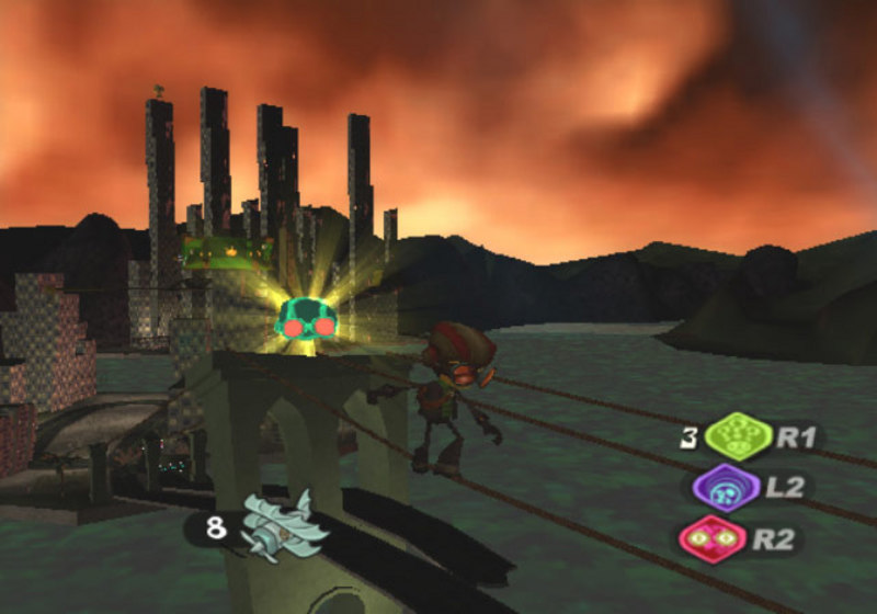 Psychonauts for PlayStation 2 image