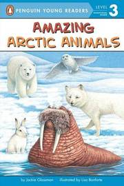 Amazing Arctic Animals by Jackie Glassman image