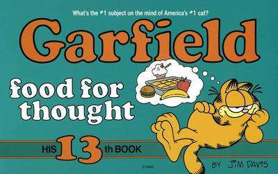 Garfield-Food for Thought by Jim Davis