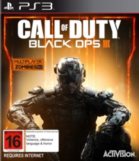 Call of Duty: Black Ops III for PS3 image