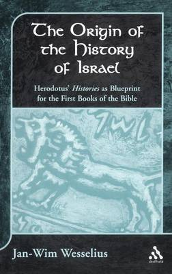 The Origin of the History of Israel by Jan-Wim Wesselius image