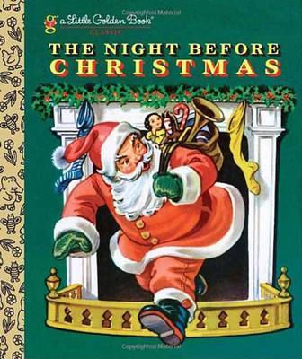 The Night Before Christmas (Little Golden Book) by Clement C. Moore image