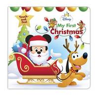 Disney Baby My First Christmas by Disney Book Group