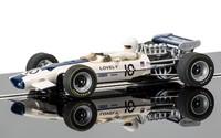 Scalextric Legends: Team Lotus 49 - Pete Lovely - Slot Car