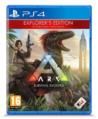 Ark: Survival Evolved Explorer Edition for PS4