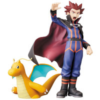 Pokemon PPP: Lance & Drgonite - PVC Figure