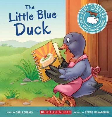Kiwi Corkers: Little Blue Duck by Chris Gurney