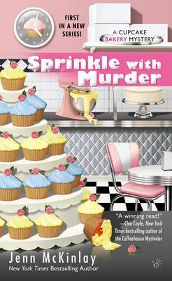 Sprinkle with Murder by Jenn McKinlay image