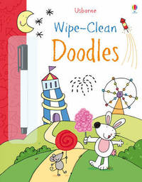 Wipe-Clean Books by Jessica Greenwell