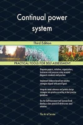 Continual Power System Third Edition by Gerardus Blokdyk
