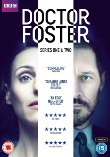 Doctor Foster Series 1 & 2 on DVD
