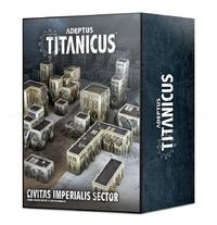 Warhammer 40,000 Adeptus Titanicus: Civitas Imperialis Sector