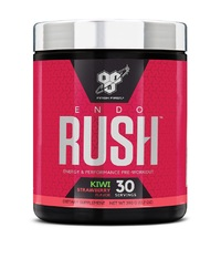 BSN Endorush Pre-Workout - Strawberry Kiwi (30 Serves, 390g)