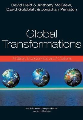 Global Transformations by David Held