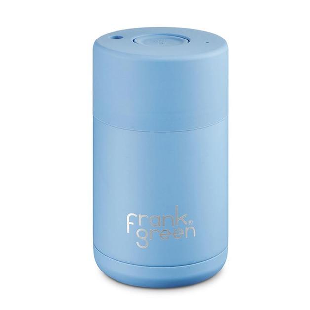 Frank Green: Stainless Steel Reusable Cup - Little Boy Blue (10oz/295ml)