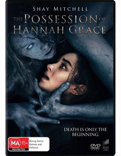 The Possession Of Hannah Grace on DVD