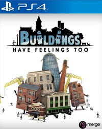 Buildings Have Feelings Too! for PS4