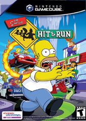 The Simpsons Hit & Run for GameCube