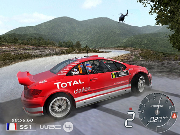 WRC 4 for PlayStation 2 image