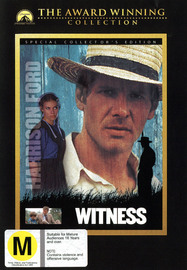 Witness - Special Collector's Edition (Academy Award Winning Range) on DVD