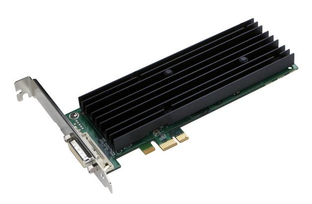 PNY Quadro VCQ290NVS-PCIEX16-PB Dual DVI no fan