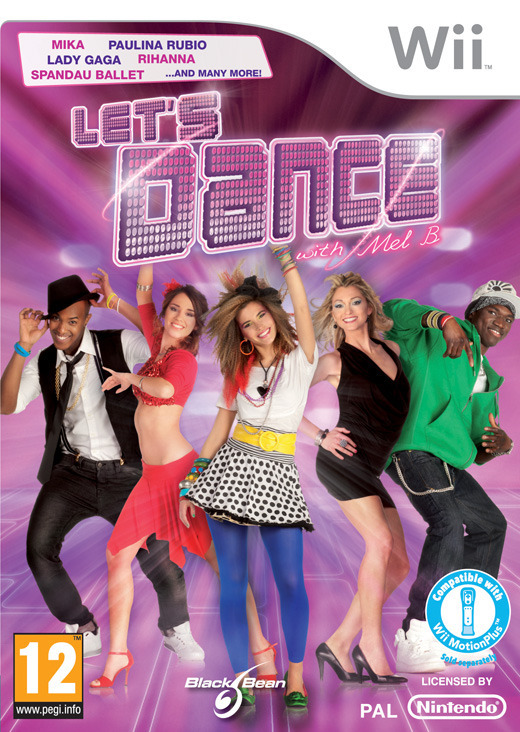 Let's Dance with Mel B for Wii