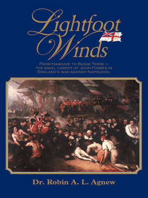 Lightfoot Winds by Robin Agnew