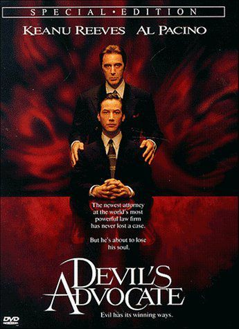 Devil's Advocate on DVD image