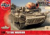 Airfix BAE Warrior 1/48 Tank Model Kit